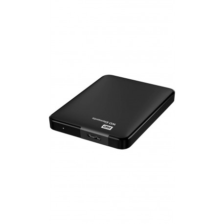 Disco duro portátil Western Digital Elements 1TB USB 3.0 Negro
