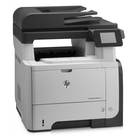 Multifunción HP LaserJet Pro M521dn