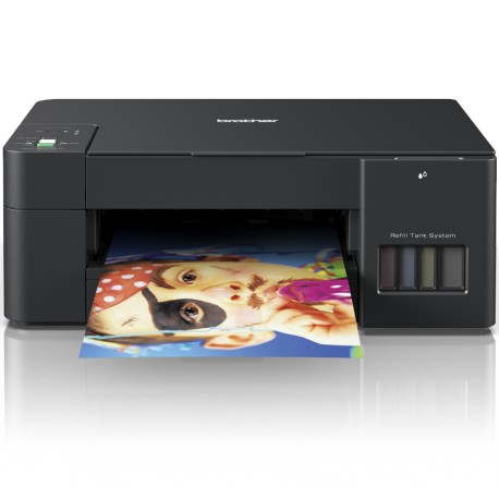 MULTIFUNCION INK TANK BROTHER DCP T220 -SIST CONT