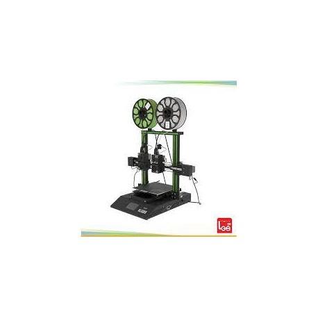 IMPRESORA 3D Hellbot Hidra Plus 300 Doble Extrusor Independient